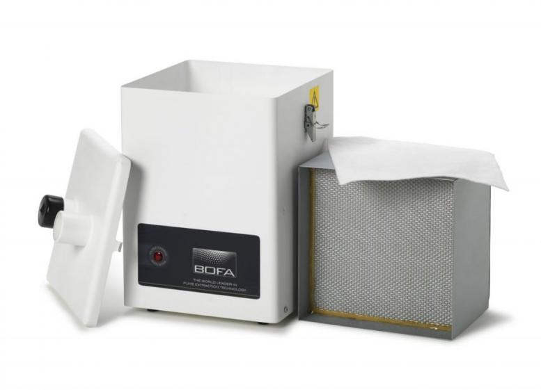 BOFA V 250 Dual Arm Fume Extraction System