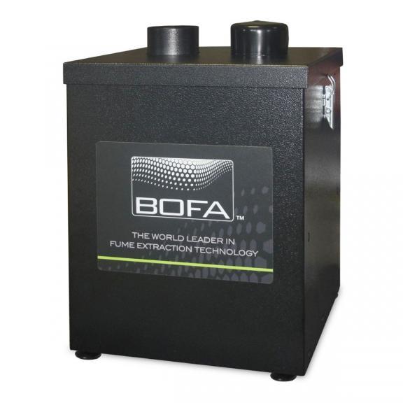 BOFA V 300E Entry Level Dual Arm Fume Extraction System