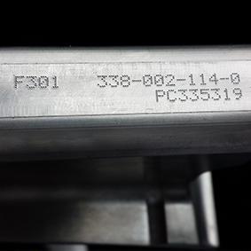 SIC Marking E10 C153 ZA Benchtop Dot Peen Marking Machine Part