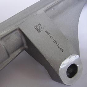 SIC Marking E10 C153 ZA Benchtop Dot Peen Marking Machine Part 2