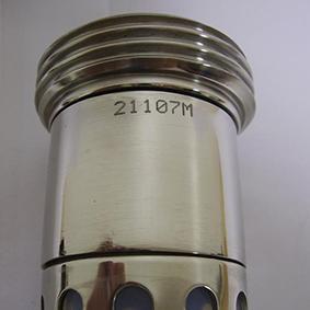 SIC Marking E10 C153 ZA Benchtop Dot Peen Marking Machine Part 3