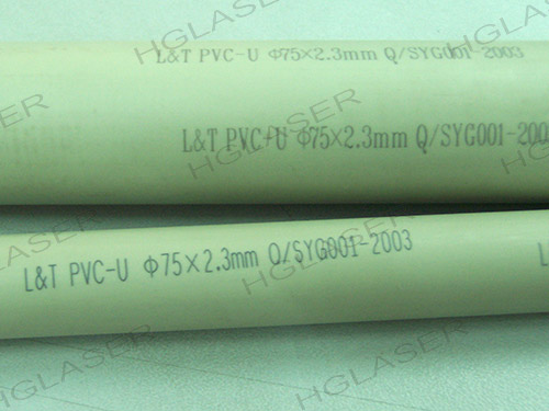 Cable Tube Laser Marking
