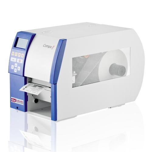 Carl Valentin Compa ll Versatile Label Printer
