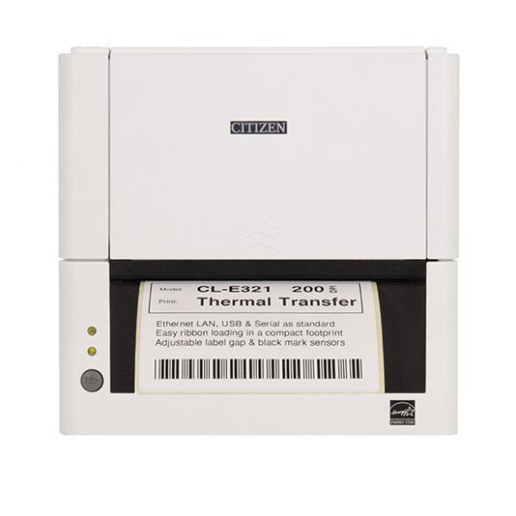Citizen CL-E321 Desktop Barcode and Label Printer
