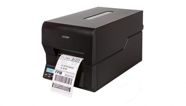 Citizen CL-E720DT Industrial Label Printer