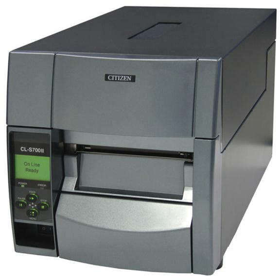 Citizen CL-S700DTII Industrial Barcode and Label Printer
