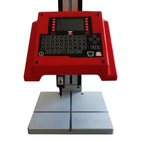 SIC Marking EC1 Column-Mounted Dot Peen Marking Machine