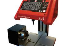 SIC Marking EC1 Column Mounted Dot Peen Marking Machine (Table Top)