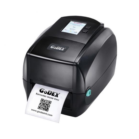 Godex RT863i Desktop Barcode Label Printer