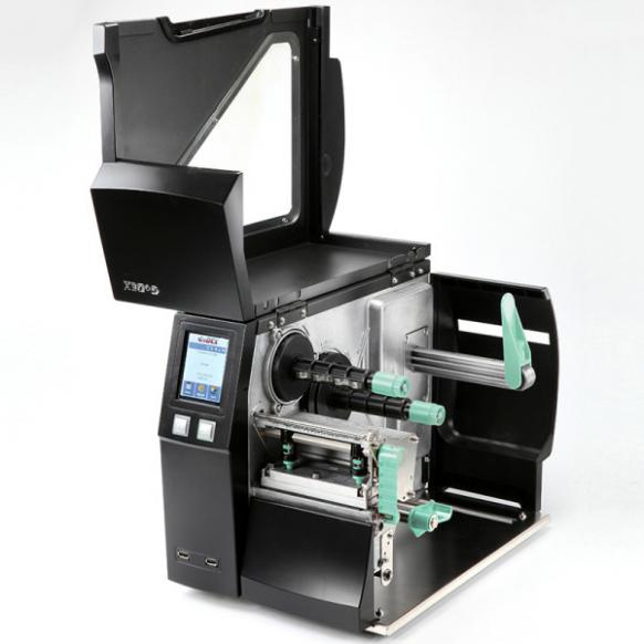 Godex ZX1200i / ZX1300i / ZX1600i Industrial Barcode Label Printers