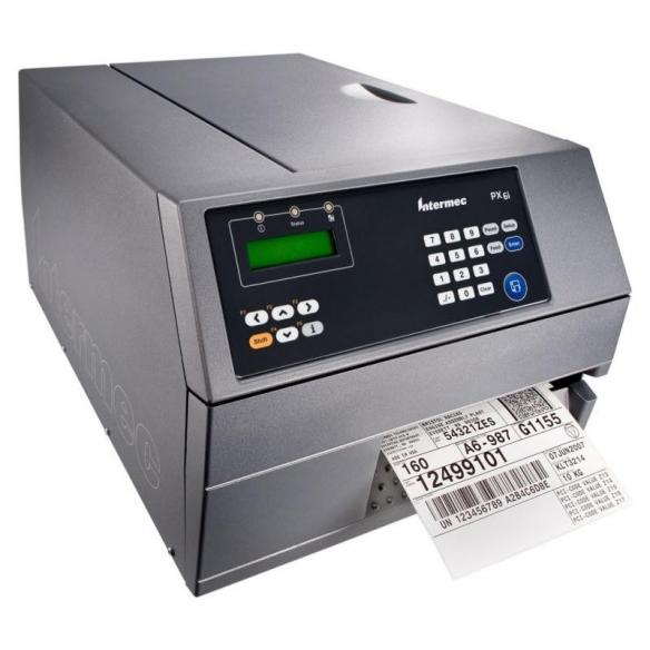 Honeywell Intermec PX6i and PX4i Barcode Label Printers