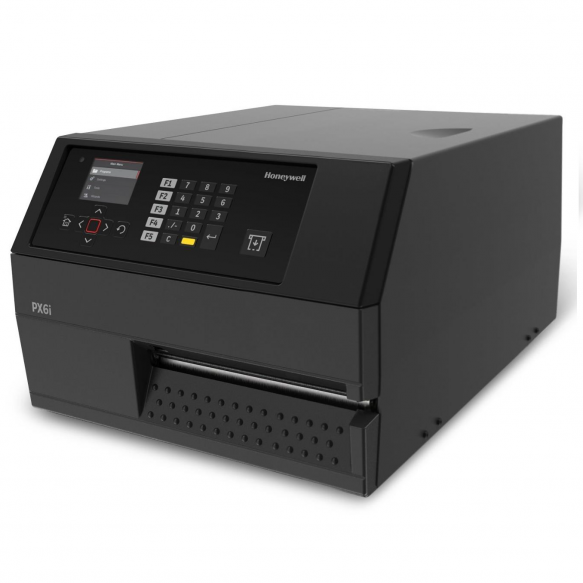 Honeywell PXie Series Industrial Barcode Label Printers (PX4ie, PX6ie)