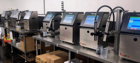 DuraCode Continuous Inkjet Printer (CIJ)