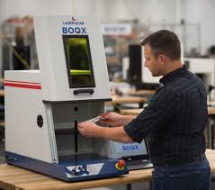 LaserGear BOQX Class 1 Desktop Laser Marking System