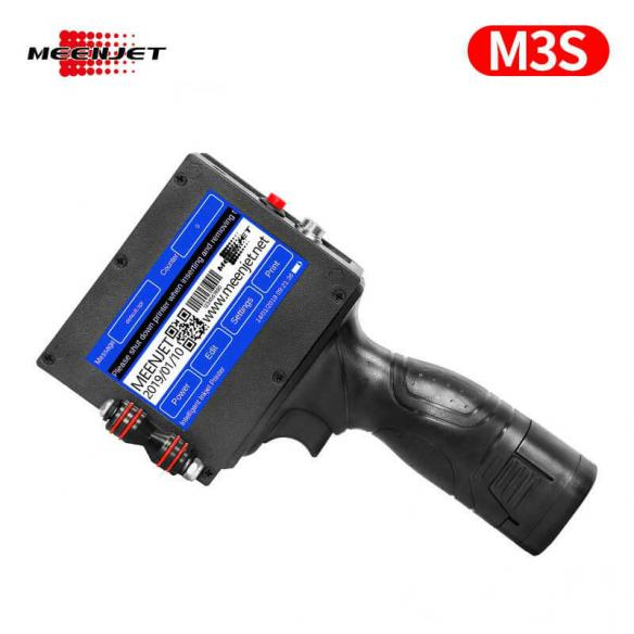 Meenjet M3S Handheld Inkjet Printer