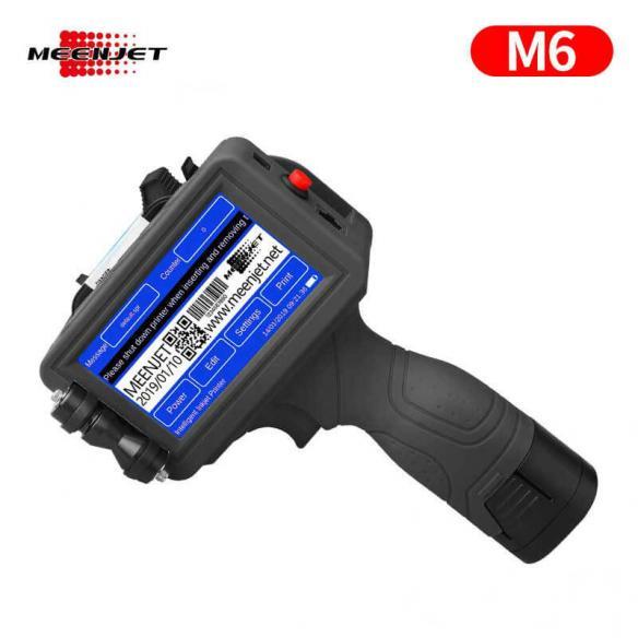 Meenjet M6 Handheld Inkjet Printer
