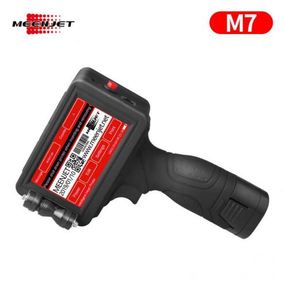Meenjet M7 Handheld Inkjet Printer