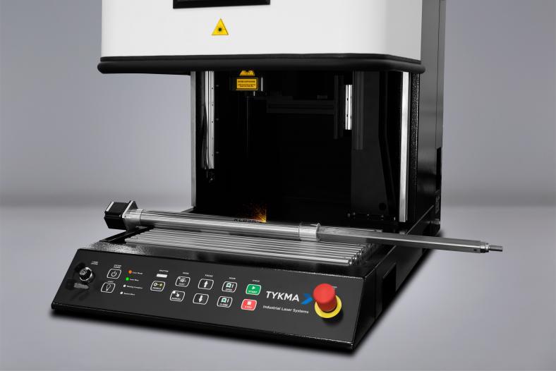 TYKMA Electrox Minilase XL MXL-Class-4-Marking