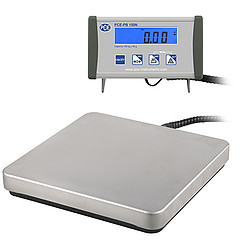 PCE Instruments PCE-PB 150N-ICA Benchtop Scale Incl. ISO Calibration Certificate
