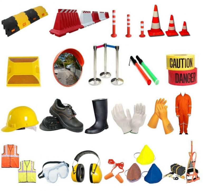 PPE (Personal Protective Equipment) & Safety Equipment