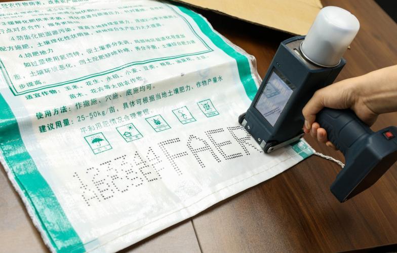 AL16 Large Character Handjet Portable Inkjet Printer