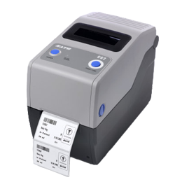 Sato CG2 Series 2-Inch Desktop Barcode Label Printers (CG208DT, CG212DT, CG208TT, CG212TT)