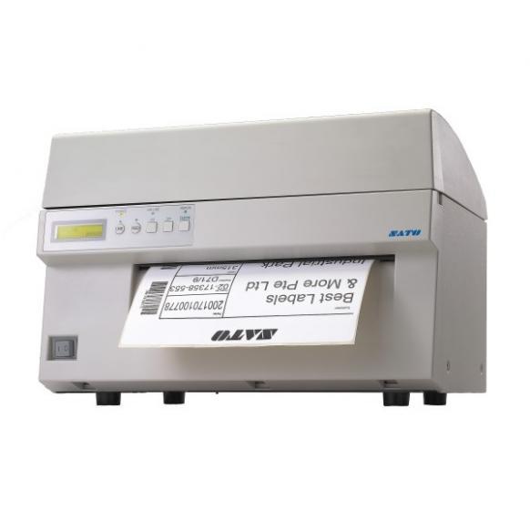 Sato M10e 267mm Wide Web Industrial Thermal Barcode Label Printer (M10eDT, M10eTT)