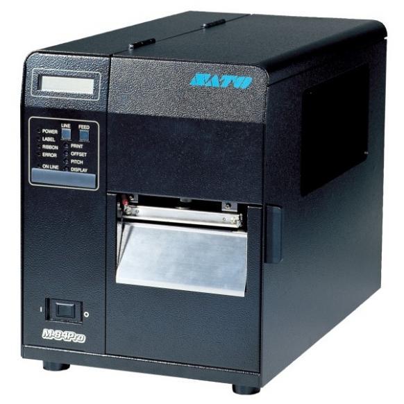 Sato M84Pro Series Industrial Barcode Label Printers (M84Pro-2, M84Pro-3, M84Pro-6)