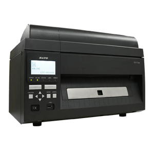 Sato SG112-ex 10-inch Thermal Transfer and Direct Thermal Barcode Label Printer