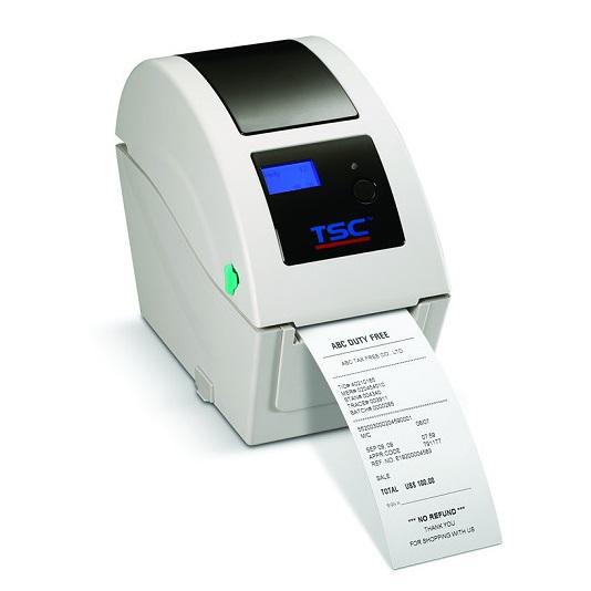 TSC TDP-225 Series Desktop Direct Thermal Barcode and Label Printers