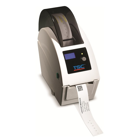 TSC TDP-324W Series Desktop Direct Thermal Wristband Barcode and Label Printers (TDP-225W, TDP-324W)