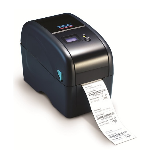 "TSC 2"" Wide Desktop Barcode and Label Printers"