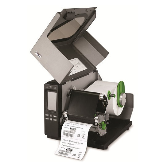 TSC TTP-2610MT Series Industrial Thermal Transfer Barcode and Label Printers