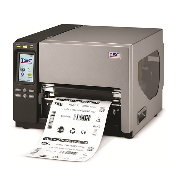 """TSC 8"""" Wide Industrial Thermal Transfer Barcode and Label Printers"""
