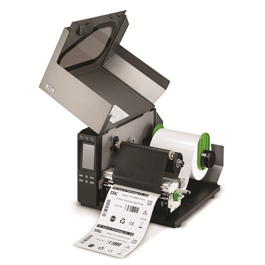 TSC TTP-286MT Series Industrial Thermal Transfer Barcode and Label Printers