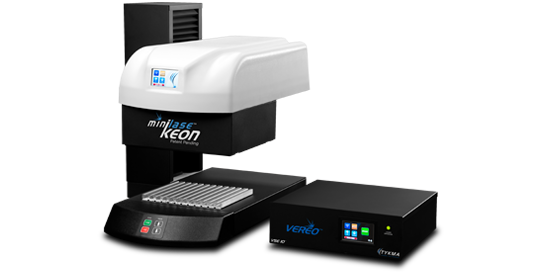 TYKMA Electrox Miniase Keon Laser Marking and Engraving System