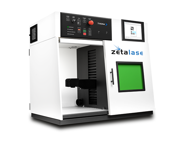 TYKMA Electrox Zetalase Laser Marking and Engraving Machine