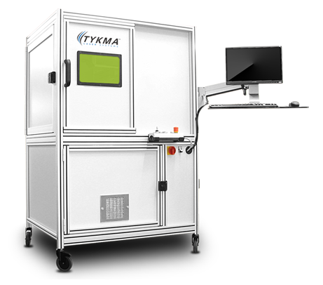 TYKMA Electrox WK Series Laser Marking Systems