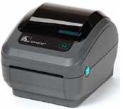 Zebra GK420 Series Desktop Barcode Label Printers (GK420t, GK420d, GK420e)