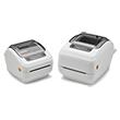 Zebra GK420d Healthcare Desktop Direct Thermal Barcode Label Printer and GK420t Healthcare Desktop Thermal Transfer Barcode Label Printer