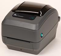 Zebra GX420 Thermal Desktop Barcode Label Printers (GX420t, GX420d)