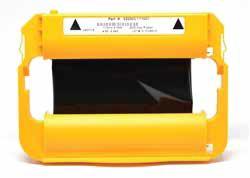 ZEBRA RIBBON CARTRIDGE WAX/RESIN ZD420 110 X 74M P4T