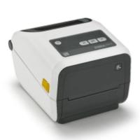 Zebra ZD420c-HC 4-Inch Ribbon Cartridge Thermal Transfer Barcode Label Printer - Healthcare Model