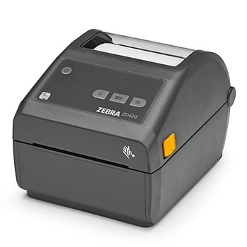 Zebra ZD420d 4-Inch Direct Thermal Desktop Barcode Label Printer