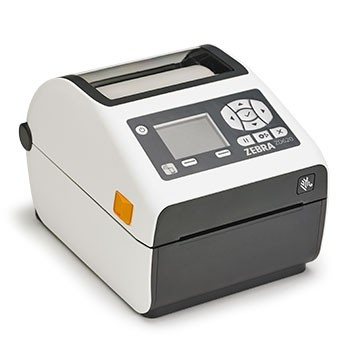 Zebra ZD620 Healthcare Direct Thermal and Thermal Transfer Barcode Label Printers (ZD620d-HC, ZD620t-HC)