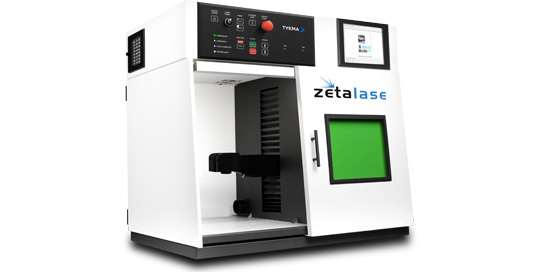 TYKMA Electrox Zetalase Laser Marking and Engraving System